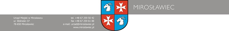 Urząd Miejski w Mirosławcu