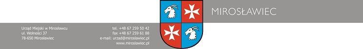 logotyp Urzad Miejski w Miroslawcu